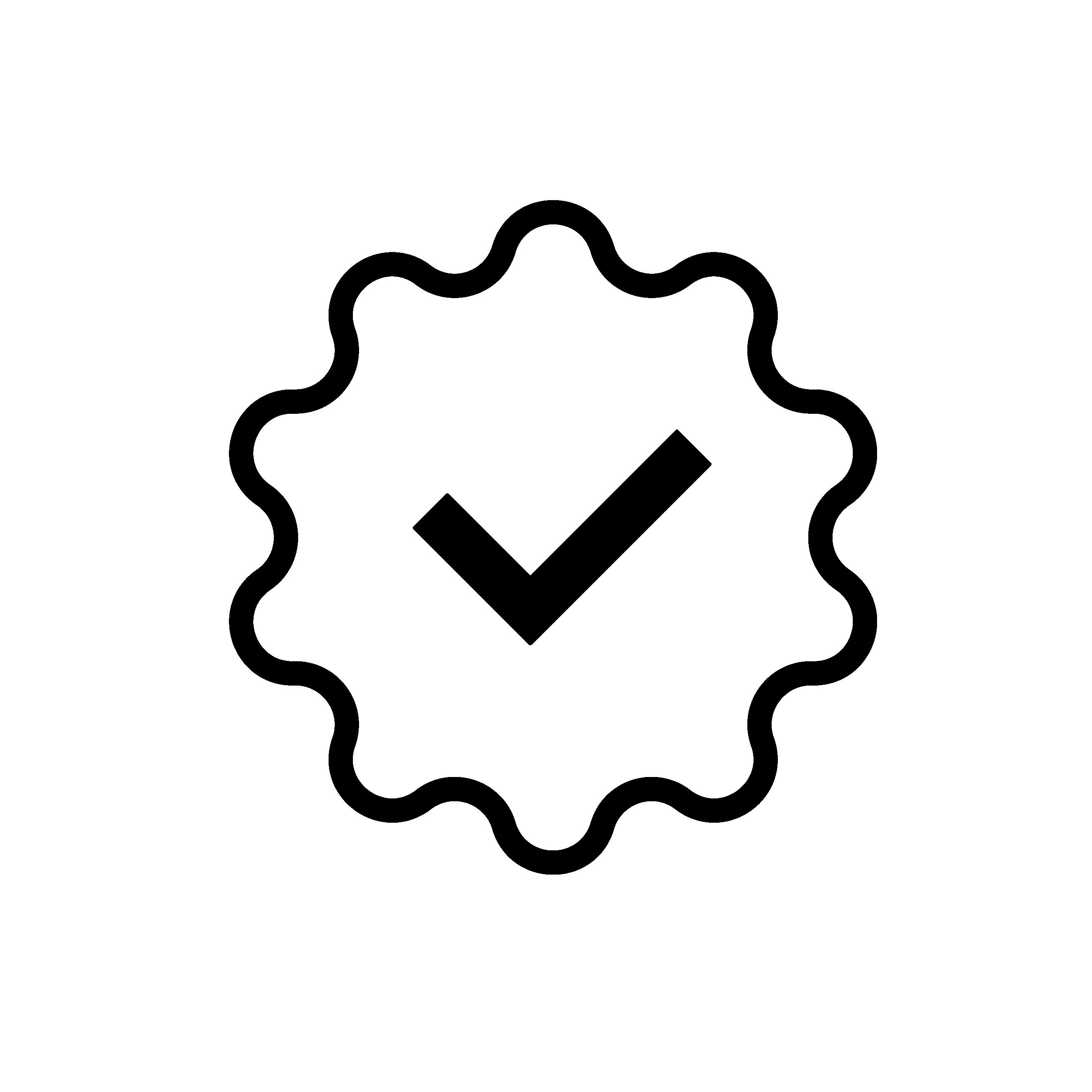 Symbol Kvalitetssikring