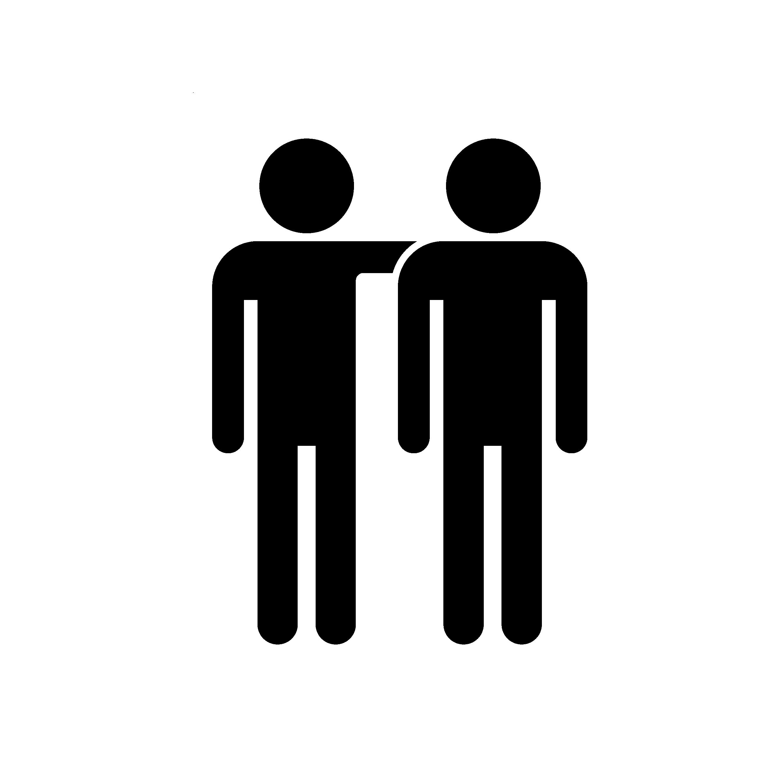 Symbol Lederstøtte og ledertrening