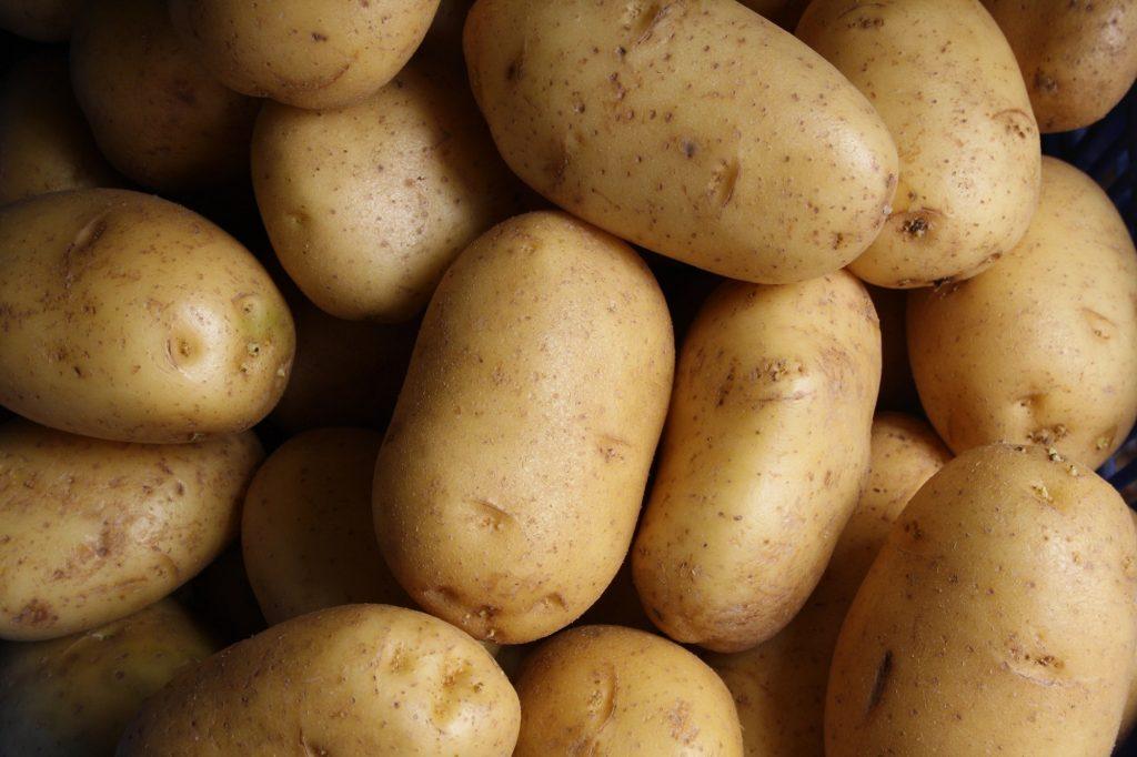 Bilde av poteter