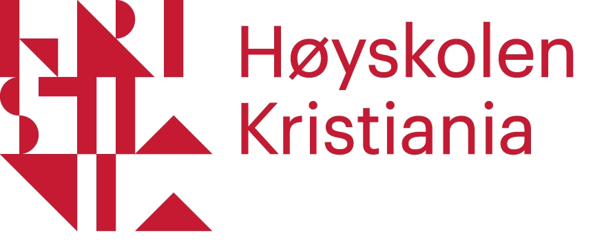 Høyskolen Kristiania logo