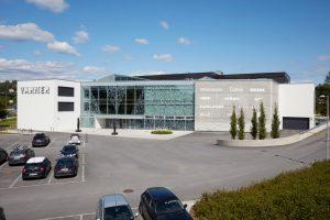 Bilde av hovedkontoret til Varner
