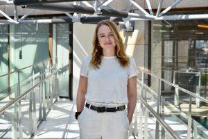 Bilde av Ingrid Jacobsen i Advokatfirmaet DLA Piper