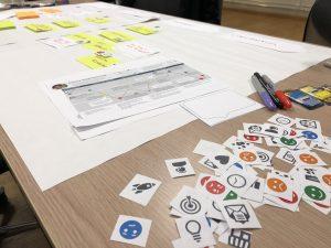 Bilde av en workshop hos If skadeforsikring