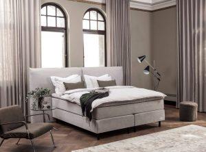 Bilde av seng fra Skeidar