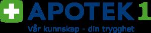 Apotek 1 logo