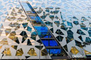 Bilde av Deloitte sitt hovedkontor i Bjørvika