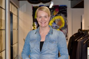 Portrett av Hanne Olsen i Eurosko