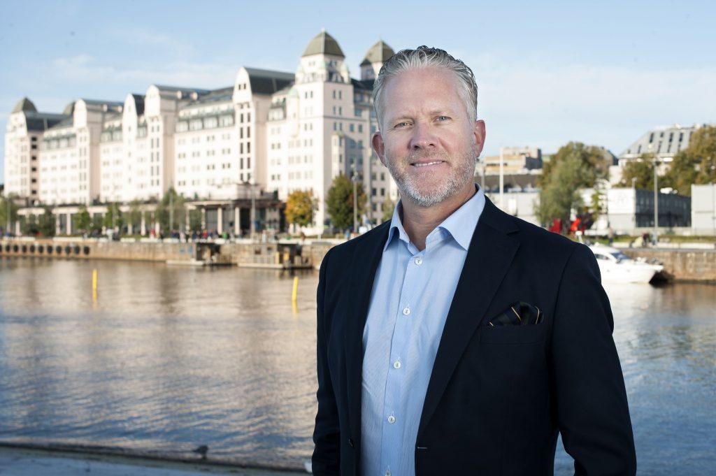 Bilde av Espen Viskjer, Norgessjef og Head of Innovation and Analysis i Retriever Nordic