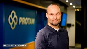 Portrett av Sven Ove Bakke, Head of Marketing & Communications i Protan