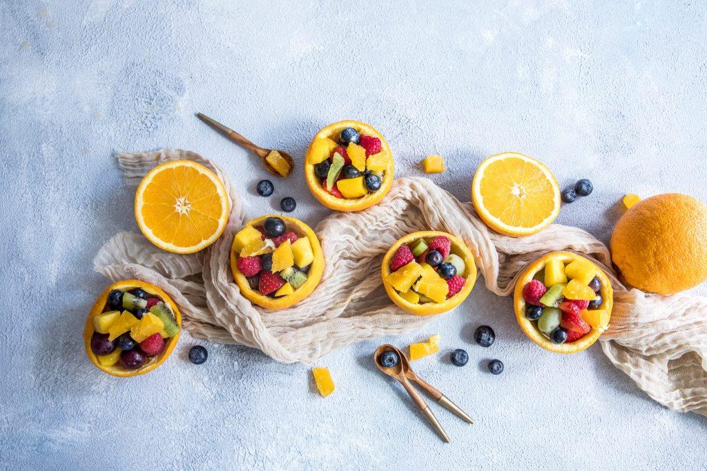 Bilde av frukt