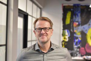 Knud Fahrendorff som leder Elect