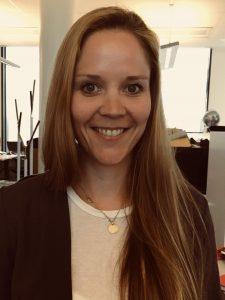 Portrett av Anette som jobber i NAF