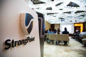 Strongpoint logo bilde