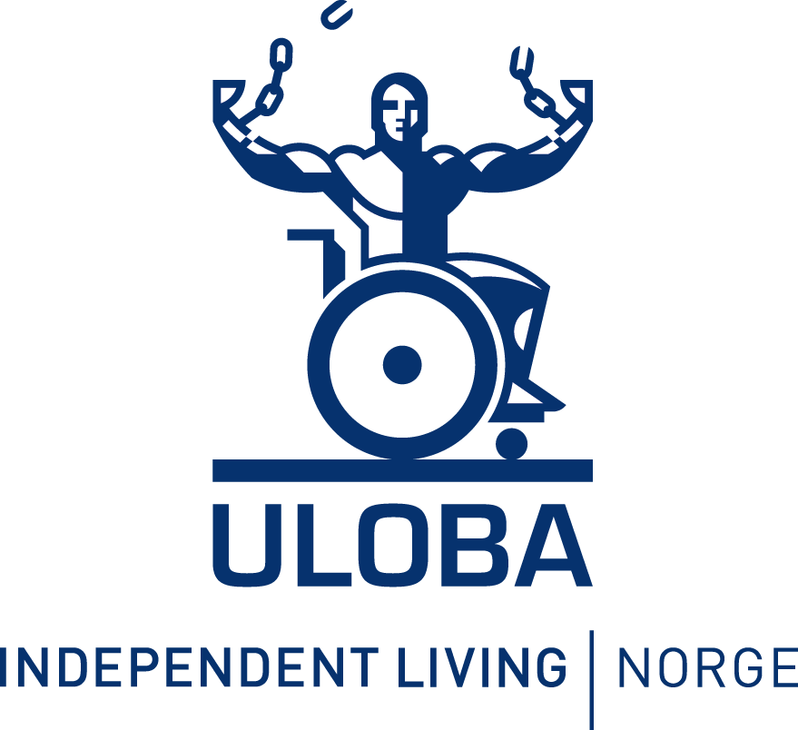Uloba logo - Independent Living Norge