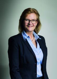 Portrettbilde Kjersti Hobøl, CEO i Nille