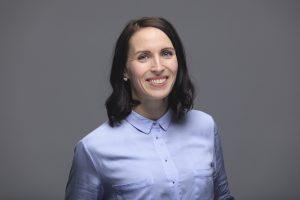 Portrettbilde av Ingrid fra Norges sjømatråd