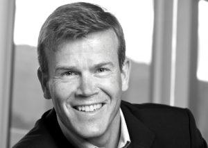 Portrettbilde av Fredrik Hannestad i Apriil PR