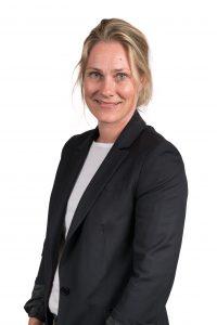 Portrett av Maria Jansson, markedsdirektør i Stamina Helse