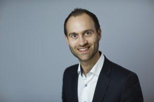 Portrett av Sjur Kvamme, Head of marketing i Stamina Helse