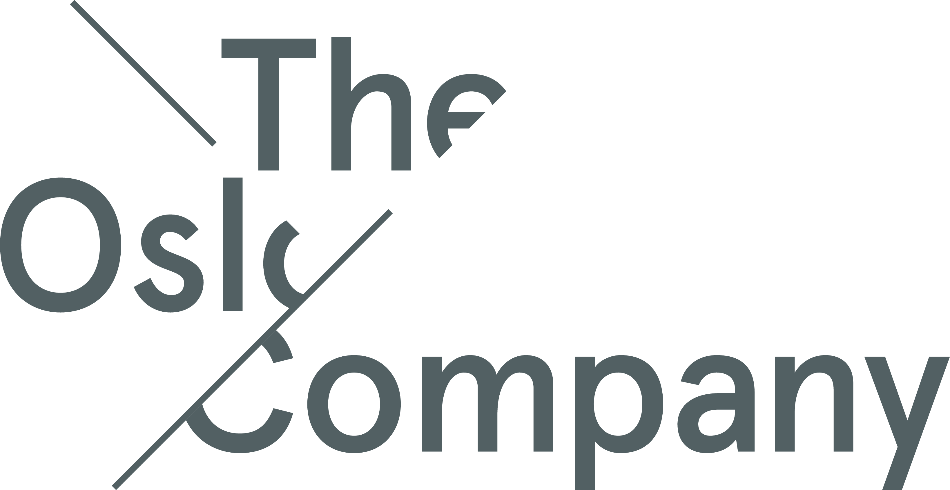 The Oslo Company, logo