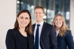 tre KPMG ansatte