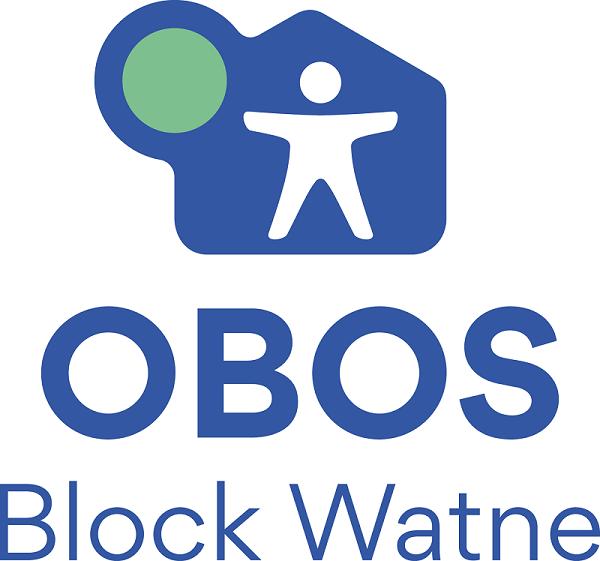OBOS BlockWatne logo