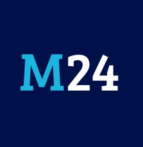 Medier24- logo