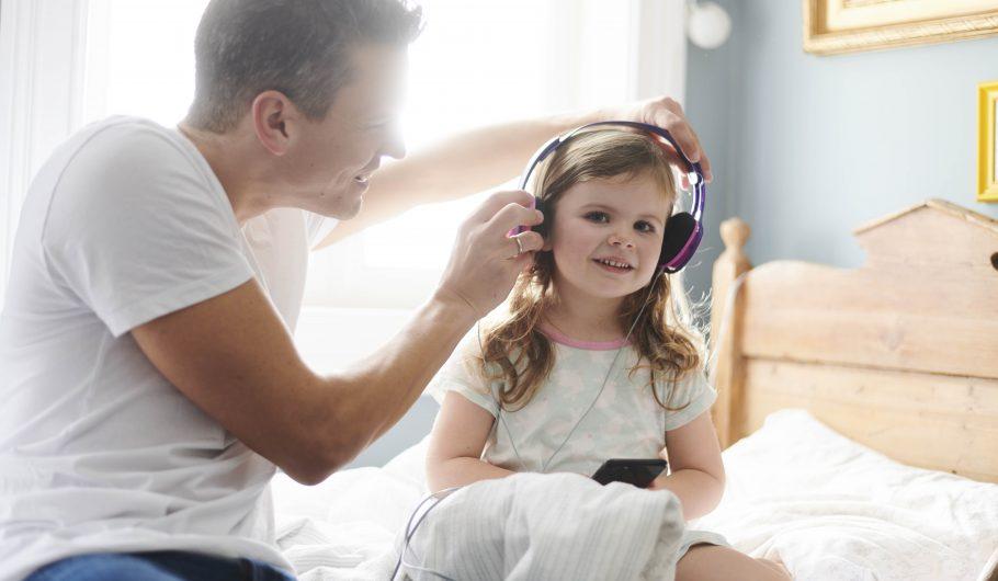 Far datter Fabel lydbøker